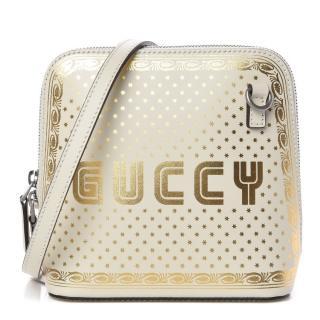 Gucci Guccy mini leather shoulder bag