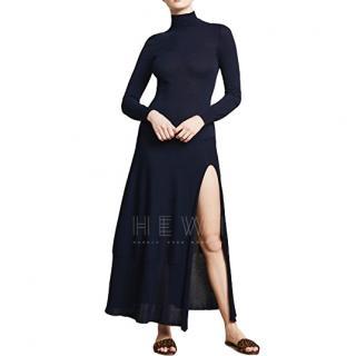 Jacquemus Baya Cutout Cotton-blend Maxi Dress