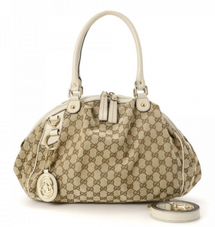 Gucci GG Sukey Two Way Shoulder Bag