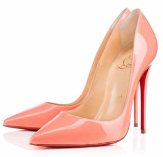 Christian Louboutin So Kate Flamingo 120 Pumps