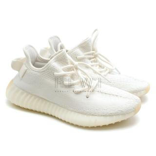 Adidas x Yeezy 350 V2 Triple White Trainers