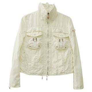 Peuterey Ivory Lightweight Jacket