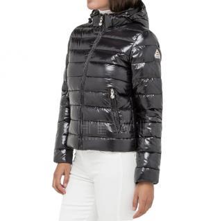 Pyrenex Black Shiny Puffer Jacket