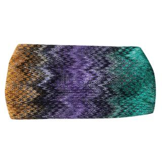 Missoni Crochet Knit Lurex Hairband