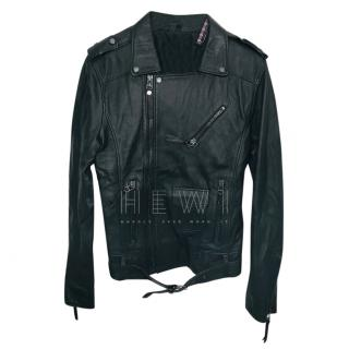 Boda Skins black biker jacket