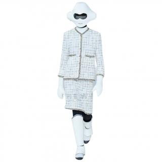 Chanel Tweed Robo Jacket