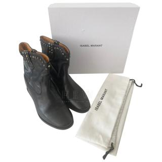 Isabel Marant Studded Godillot Boots
