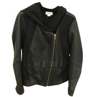 Helmut Lang Black Lambskin Jacket