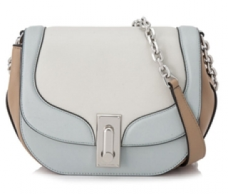 Marc Jacobs Leather West End Tri Color Jane Bag
