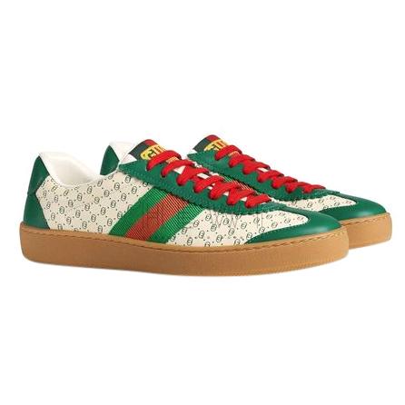 Gucci Dapper Dan G74 Sneakers   HEWI