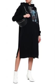 Each x Other embroidered printed hoodie dress