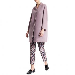 Max Mara Ada Cashmere & Wool Coat