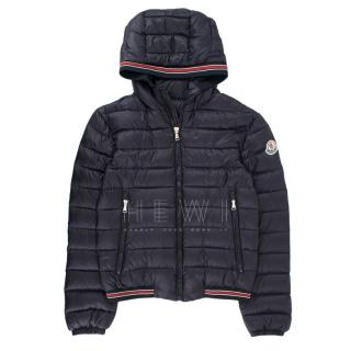 Moncler Eliot Kids Navy Pure Goose Down Jacket