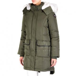 Pajar Grace Fox & Rabbit Fur Lined Jacket