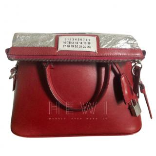 Maison Margiela Red 5AC Crossbody Bag