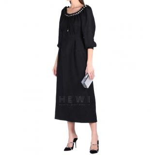 Mother of Pearl Aileen Midi Dress