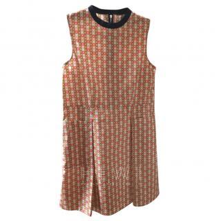 Marni Printed Mini Dress