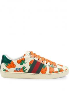 Gucci Ace Strawberry sneakers