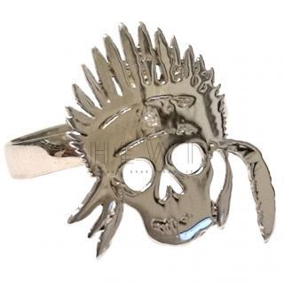 Gina Stewart Cox Skull Ring