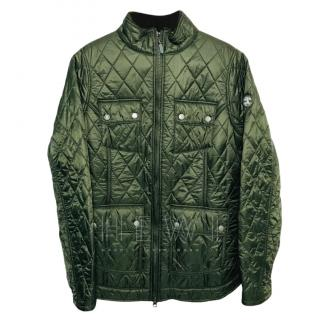 Barbour Quilted Olive Jacket