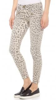 Current//Elliot Leopard Print Jeans