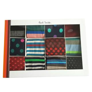 Paul Smith Limited Edition Socks Gift Set