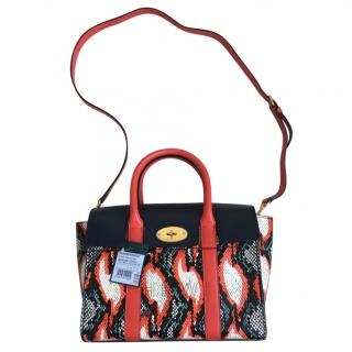 Mulberry Python Small Bayswater Bag