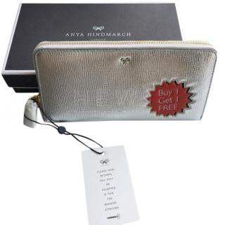 Anya Hindmarch Buy 1 Get 1 Free Zip Around Wallet