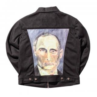 Enfants Riches Deprimes Putin Portrait Jacket