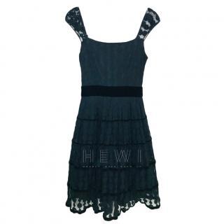 Alice By Temperley Opal black dress