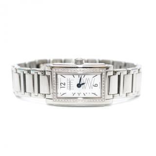 Tiffany & Co. Grand Resonator Diamond Ladies Watch