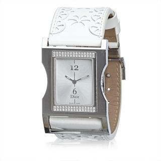 Dior Chris 47 Leather Watch