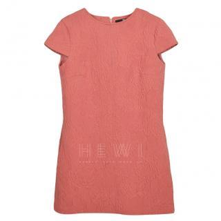 Elisabetta Franchi Coral Mini Dress