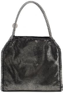 Stella McCartney Anthracite Falabella Shoulder Bag