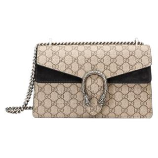 Gucci Small Supreme Canvas Dionysus Bag