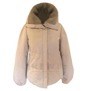 Loro Piana Cashmere Blend Storm Jacket