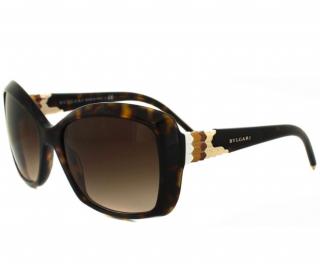 Bvlgari  8133-F 504/13 Havana Sunglasses
