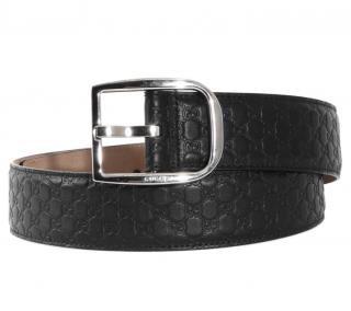 Gucci GG Monogram Sima Belt