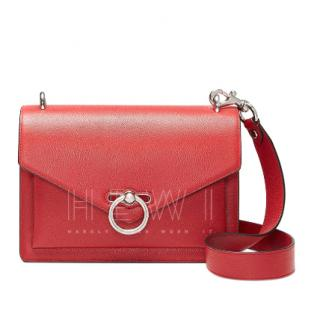 Rebecca Minkoff Jean Medium Shoulder Bag in Scarlett