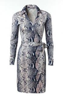 Diane von Furstenberg 'New Jeanne 2' Silk Jersey Wrap Dress