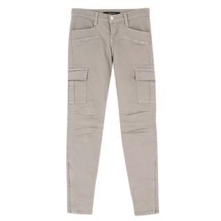 J Brand Taupe Denim Jeans