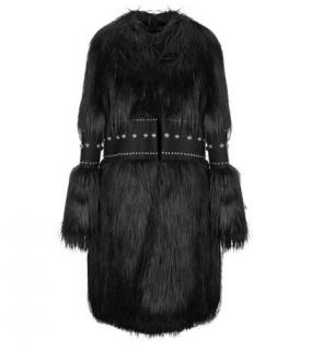 Annarita N Faux Fur Coat