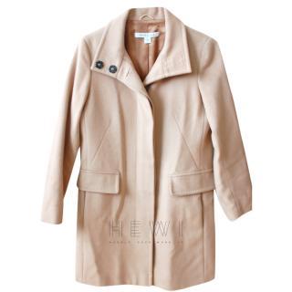 Marella Beige Wool Blend Coat