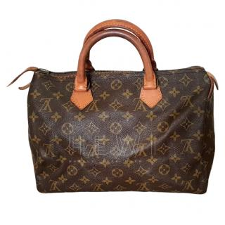 Louis Vuitton Monogram Vintage Speedy 30