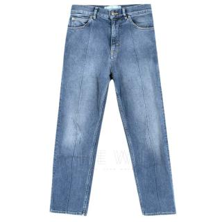 Golden Goose Deluxe Brand Straight Washed Jeans