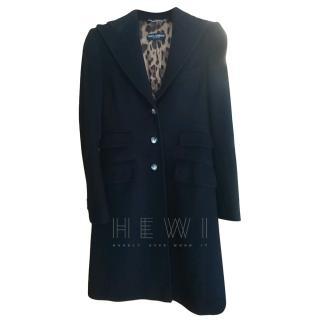 Dolce & Gabbana cashmere long coat