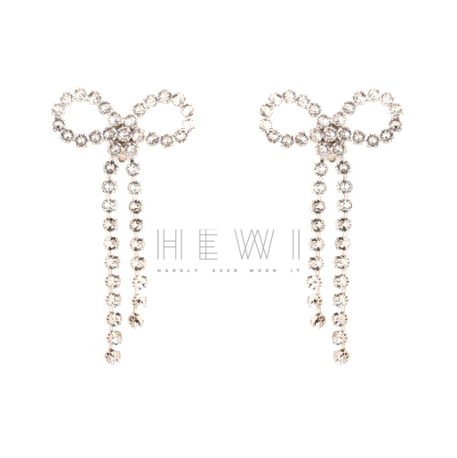 Ca&Lou Louise Bow Earrings