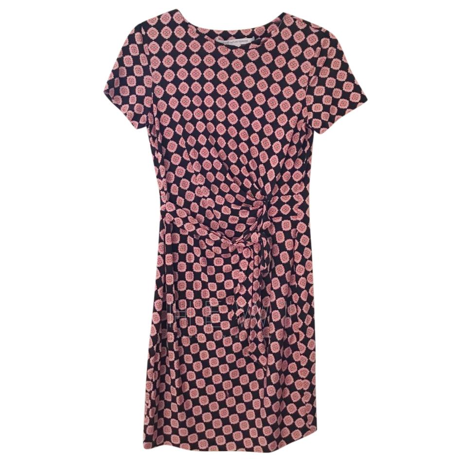 Diane Von Furstenberg Silk jersey Printed Dress