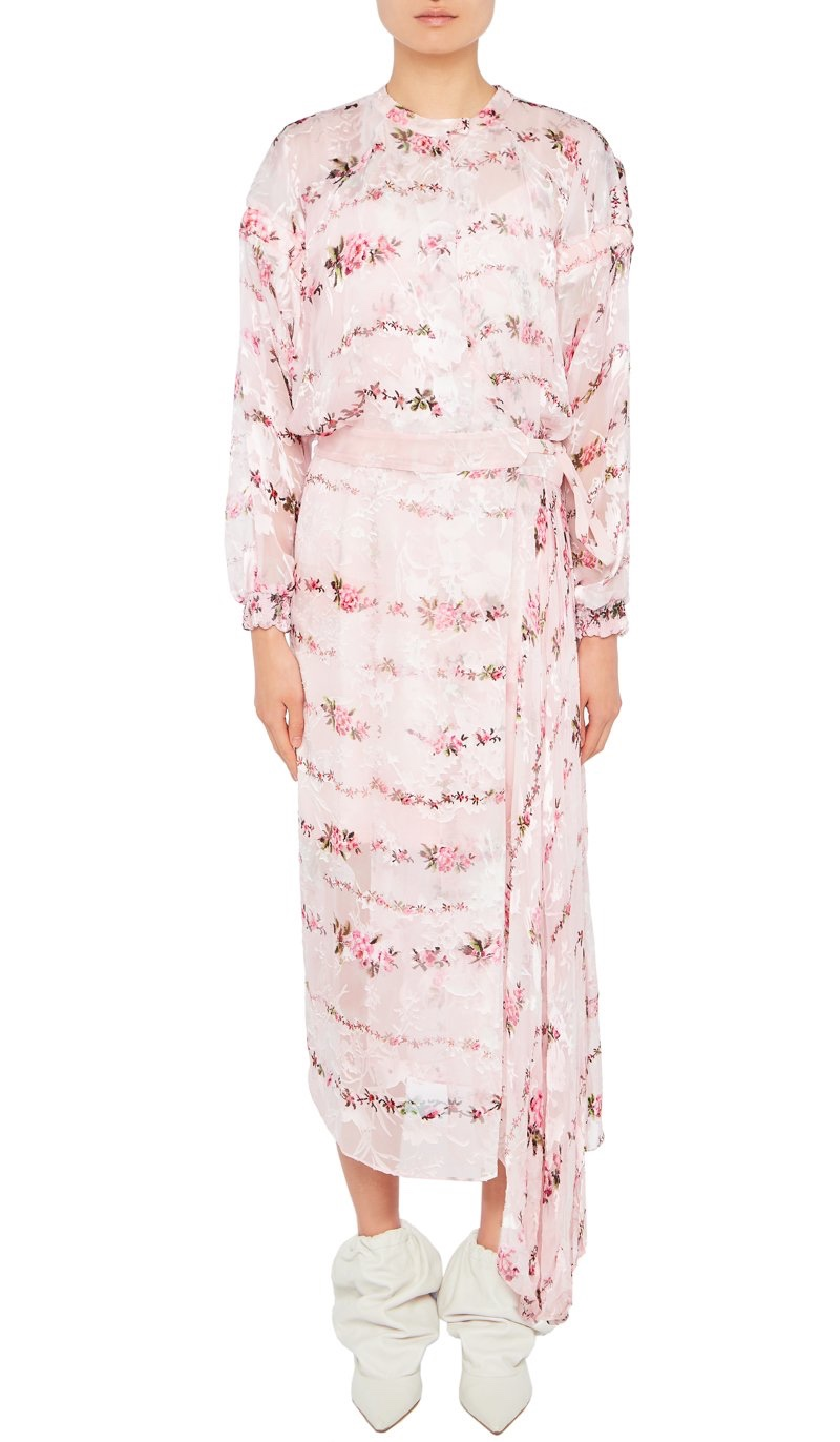 Preen by Thornton Bregazzis peach petal Doreen Dress 2019