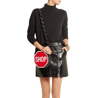 Moschino Couture! SHOP Crossbody Bag